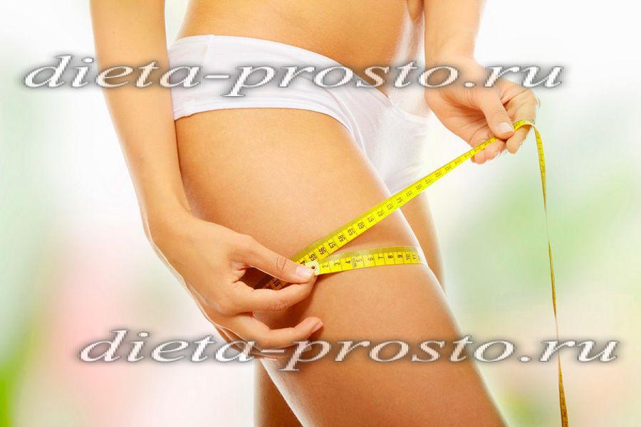 как похудеть за неделю в области живота