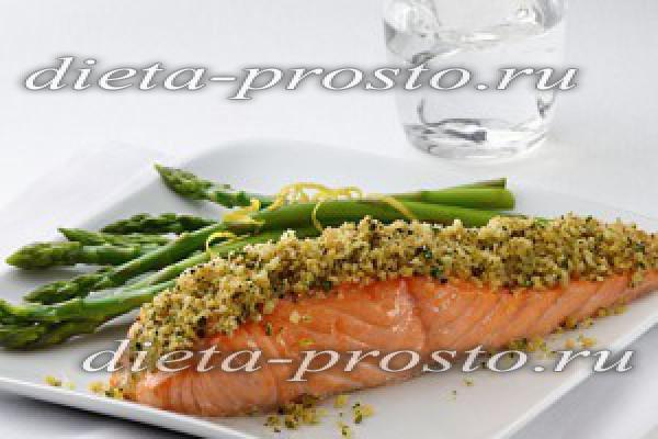 примерное меню при правильном питании фитнес
