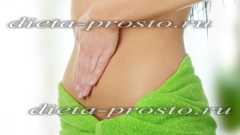 Как очистить кишечник и быстро похудеть