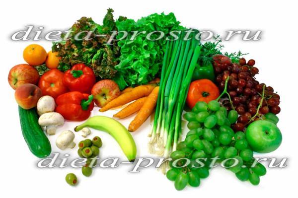 диета при холестерине повышенном после 30