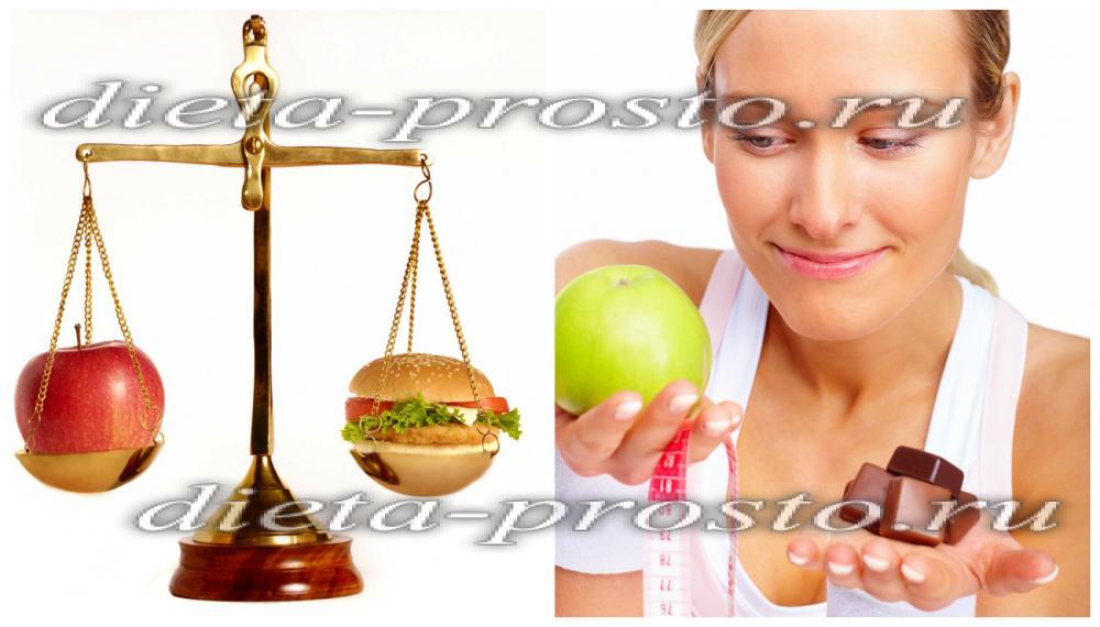 сколько калорий нужно в день для похудения