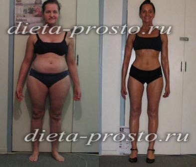 похудеть за месяц отзывы и результаты