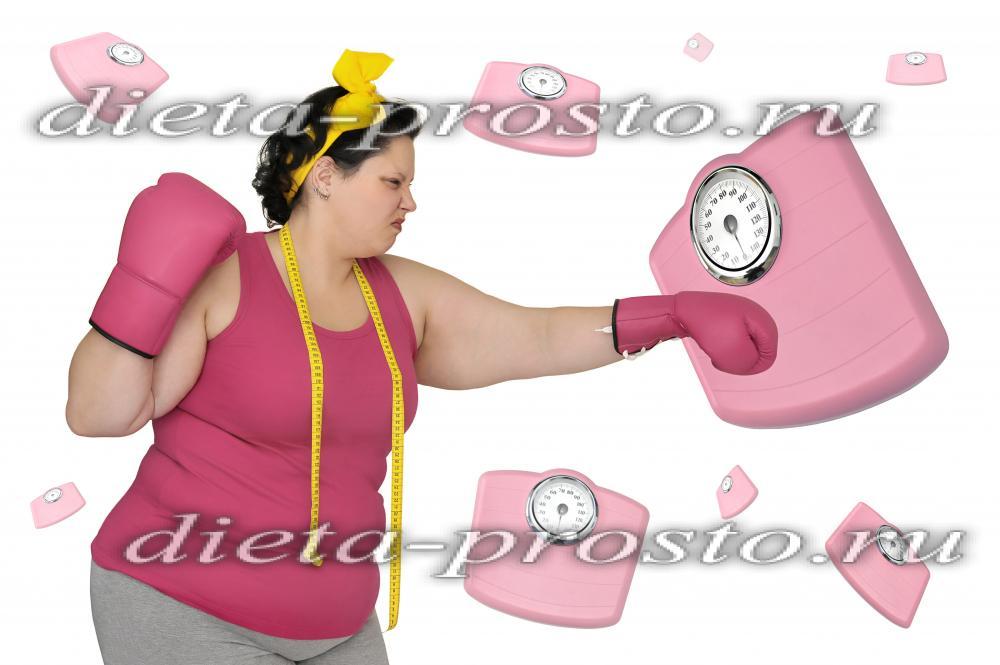 нужно похудеть на 7 кг за месяц