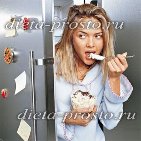 Как уменьшить свой аппетит и похудеть