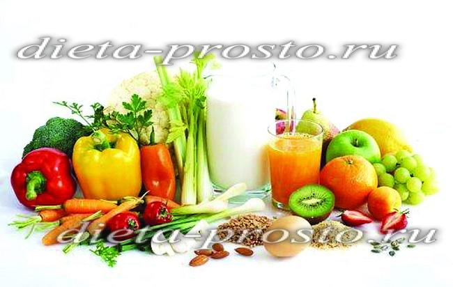 еда для снижения веса с доставкой