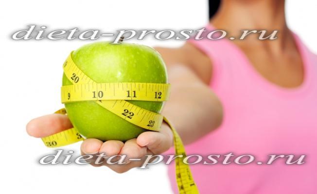 как похудеть за 2 часа