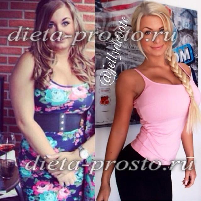 быстро похудеть на 20 кг за месяц