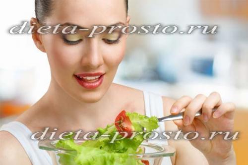 как похудеть без диеты и убрать
