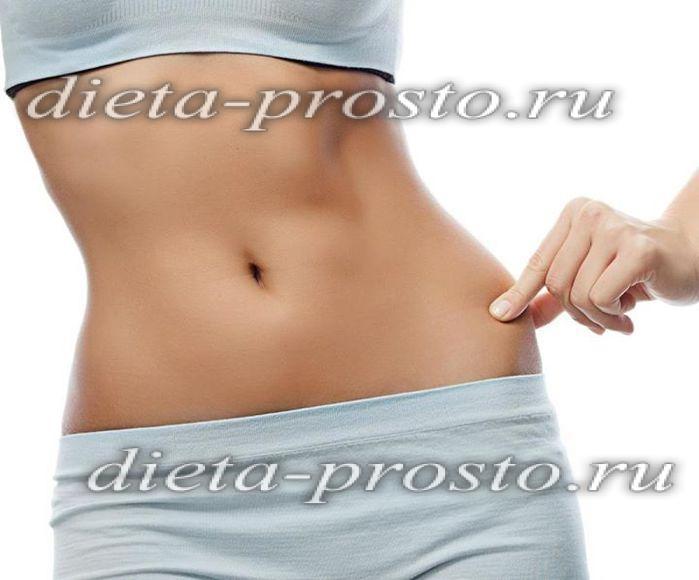 как убрать жир на спине по бокам