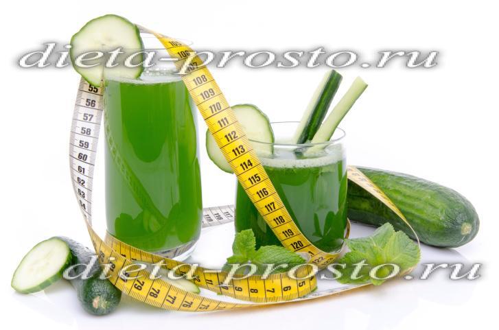 Огуречная диета на дней отзывы