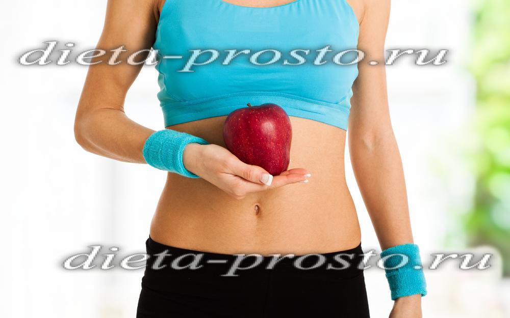 диета на неделю от диетолог