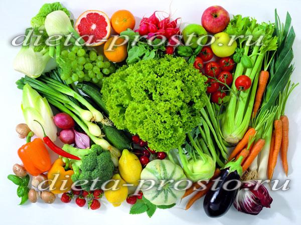 питание для снижения сахара и холестерина