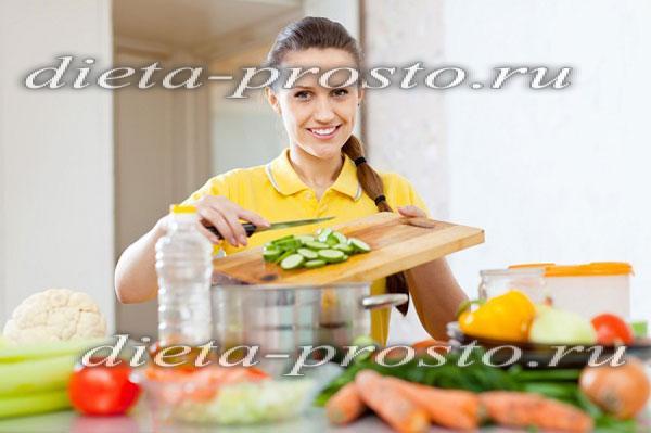 какие продукты можно есть при похудении таблица
