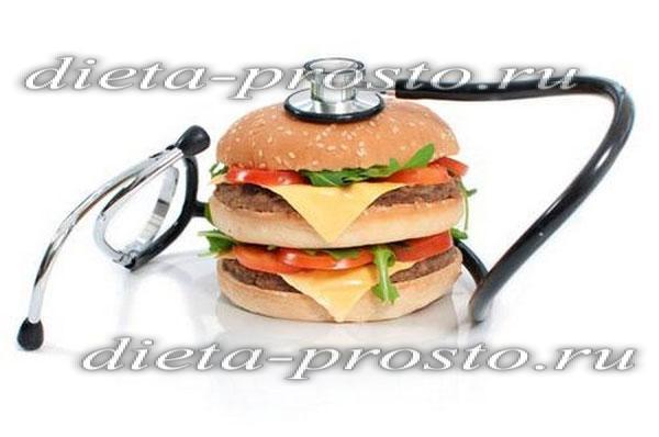меню при повышенном холестерине видео