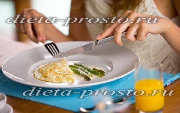 меню при повышенном холестерине на неделю
