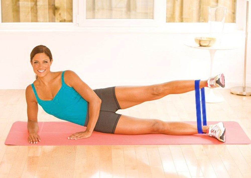 Упражнения для мышц ног в домашних условиях видео для женщин