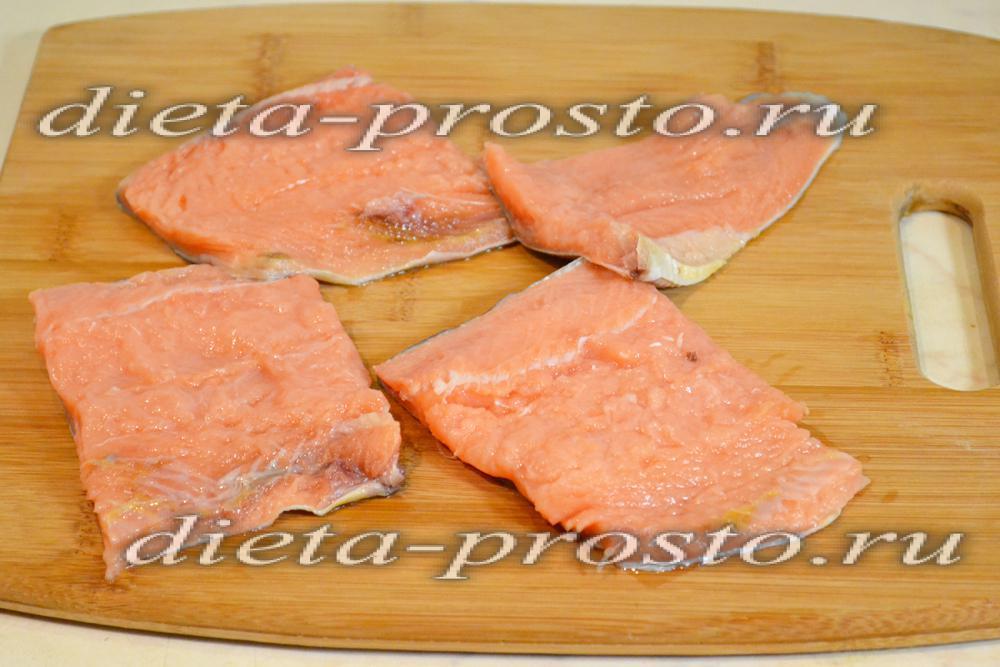 филе горбуши рецепты с фото
