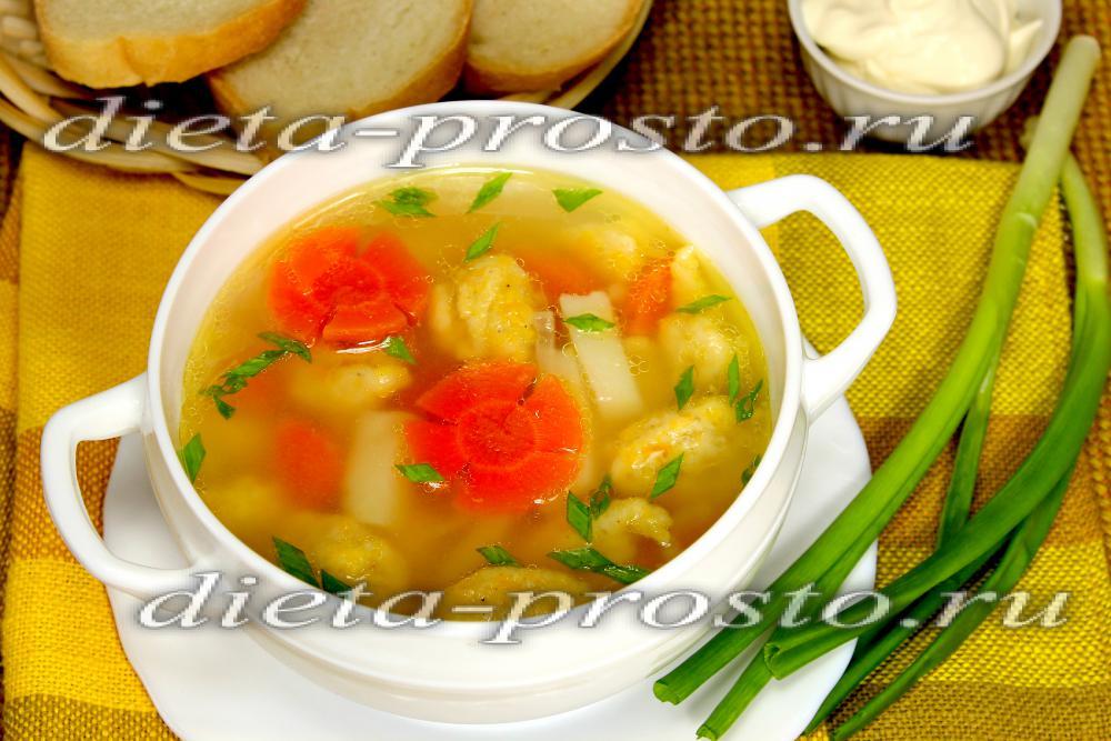 постный суп с вешенками рецепт с фото