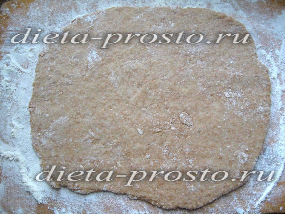 овсяное печенье рецепт из овсяной муки диетическое