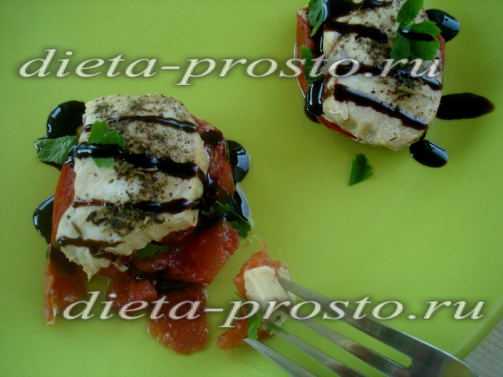 Куриное филе запеченное в фольге  пошаговый рецепт с фото