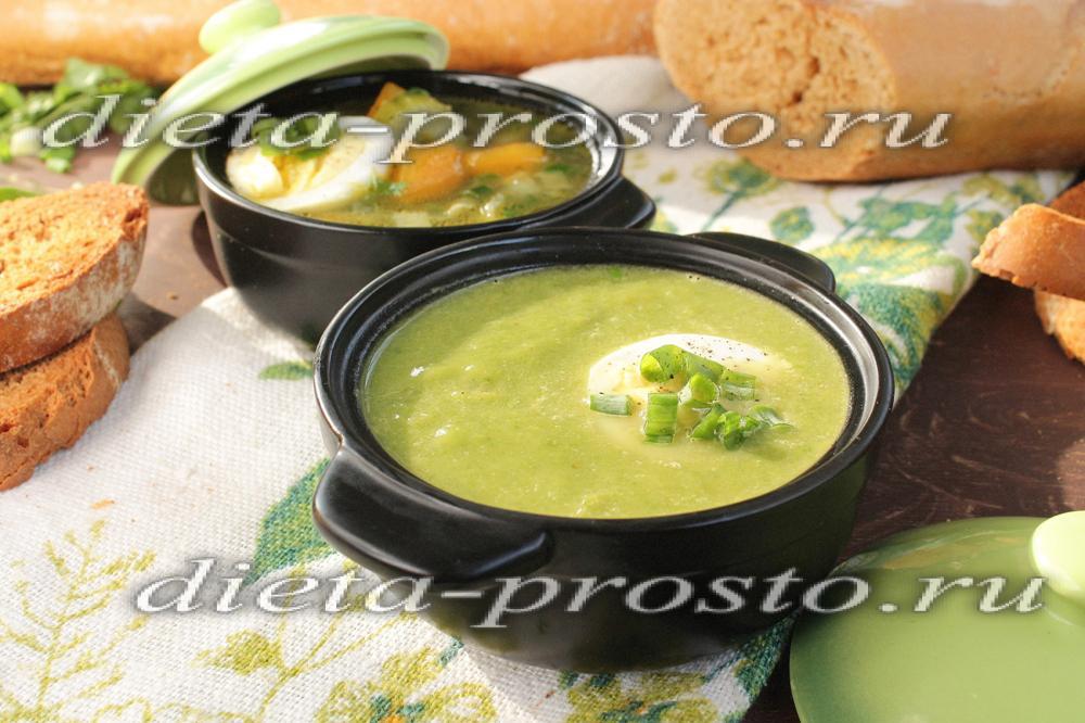 Суп со шпинатом и яйцом рецепт с пошагово 174