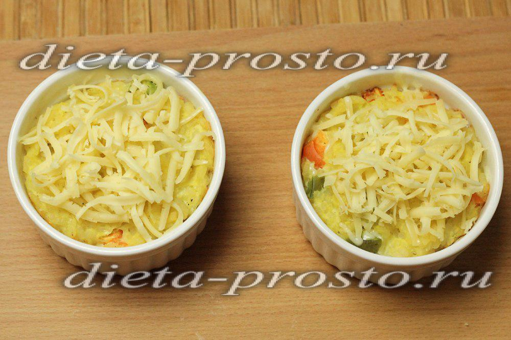диетический рецепт с цветной капустой в духовке