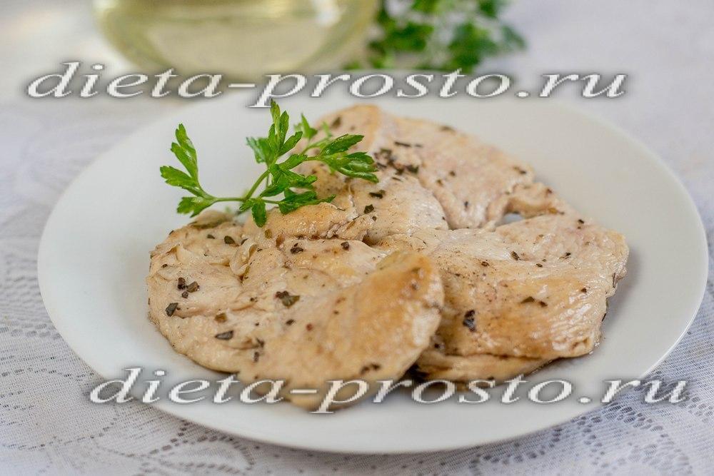 Рецепты блюд из куриного филе с фото