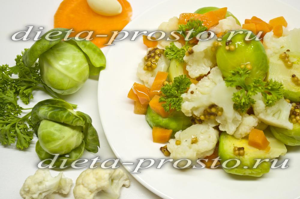 Салат для атаки по дюкану