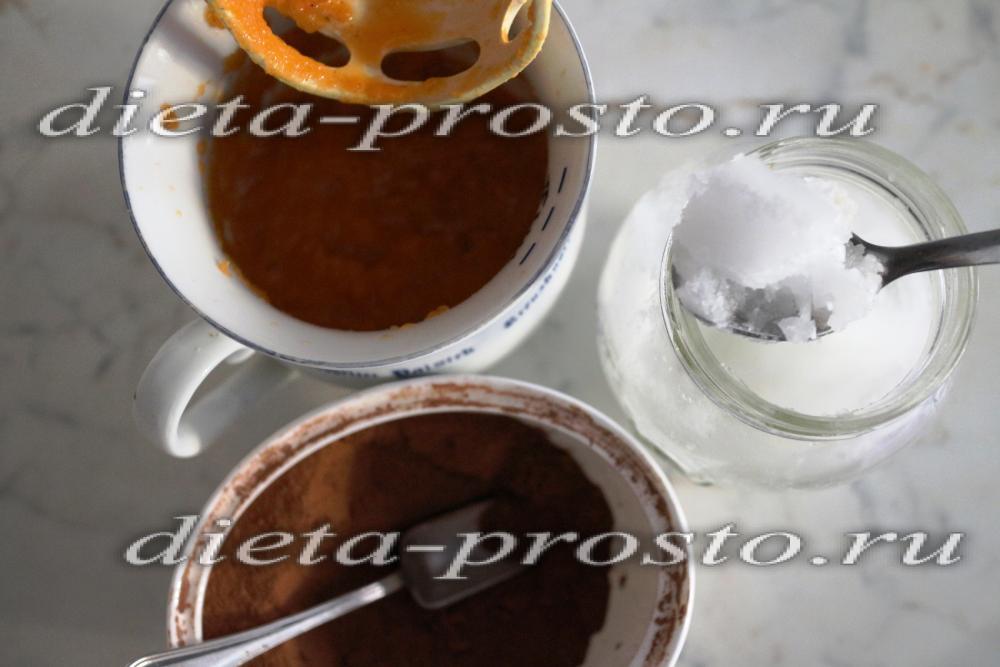 сыроедческое пирожное рецепт