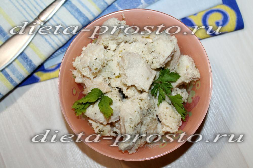 Мясо запеченное в фольге порционно  Узелки рецепт с фото