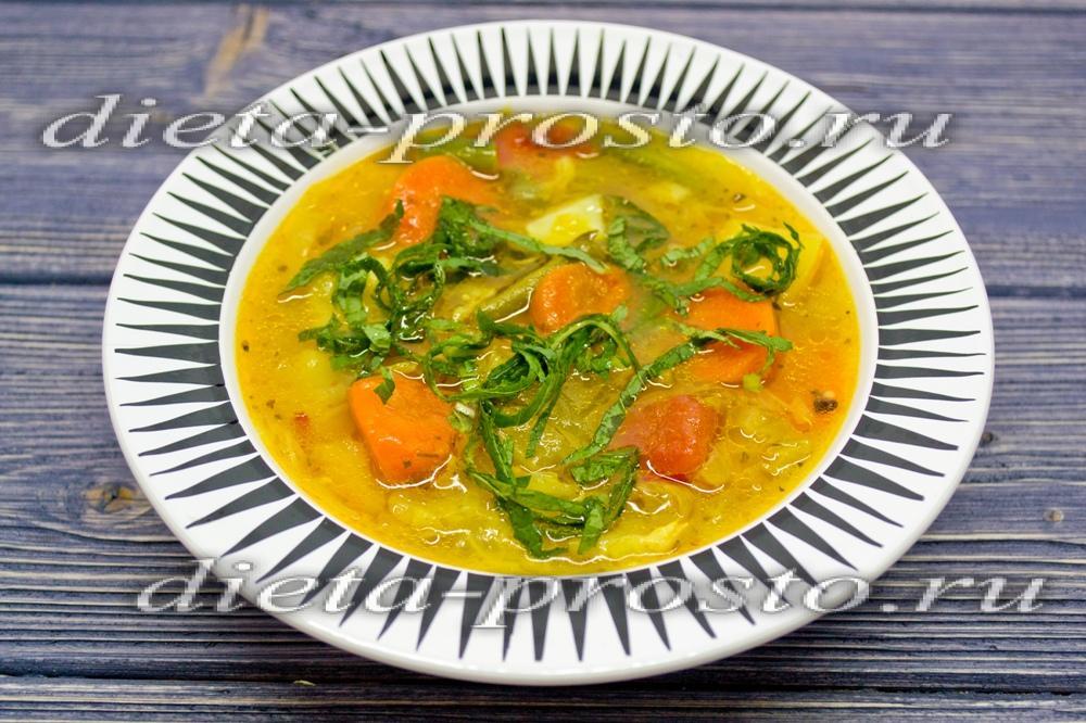 Рецепты супов по дюкану