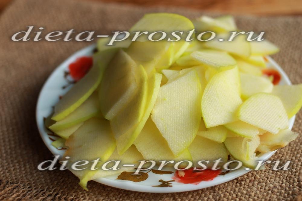 яблочные чипсы в духовке рецепт с фото дело, что