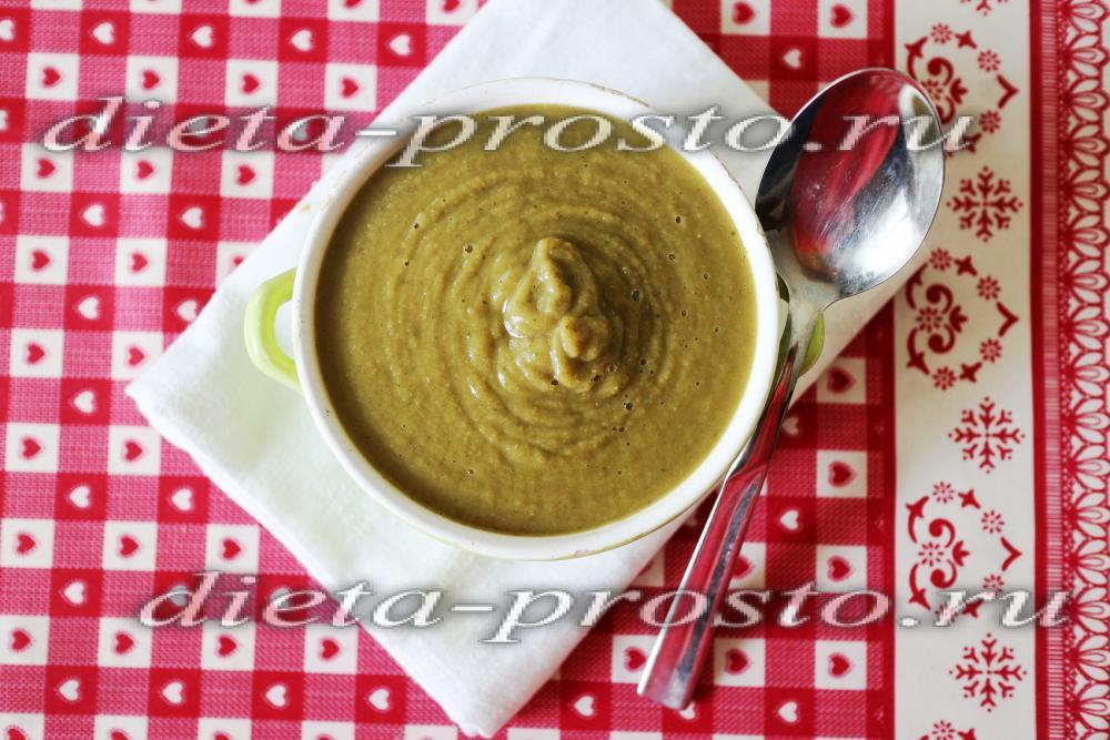 рецепт приготовления супа из маша