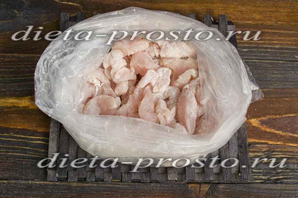Диета дюканаы из куриного филе