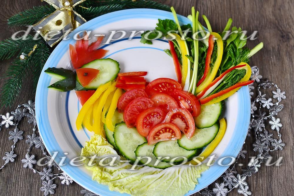 Рецепт и фруктового салата