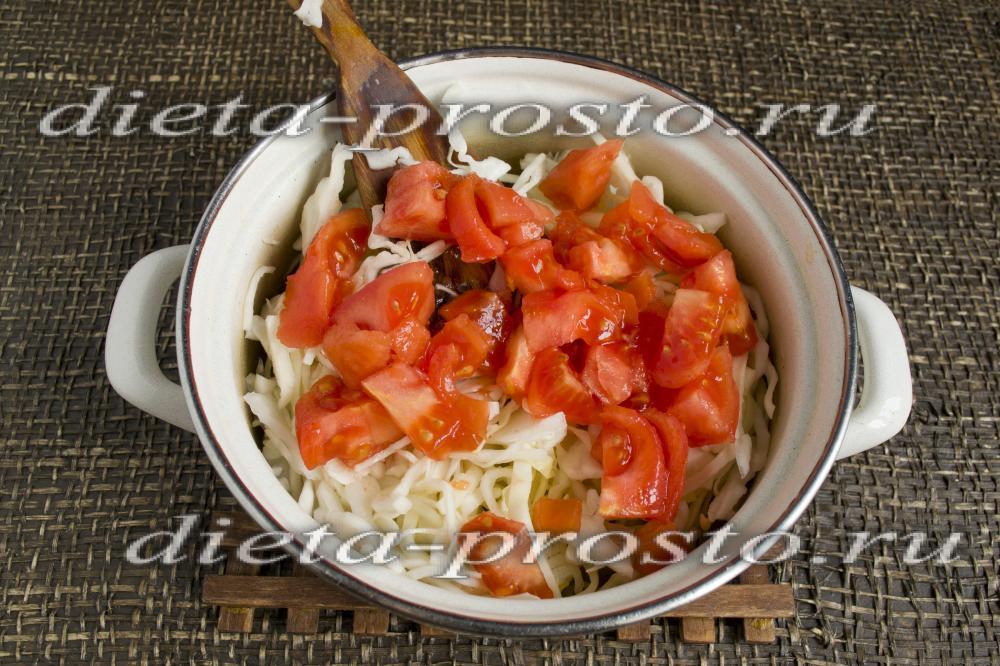 Как похудеть с сельдереем и помидорами