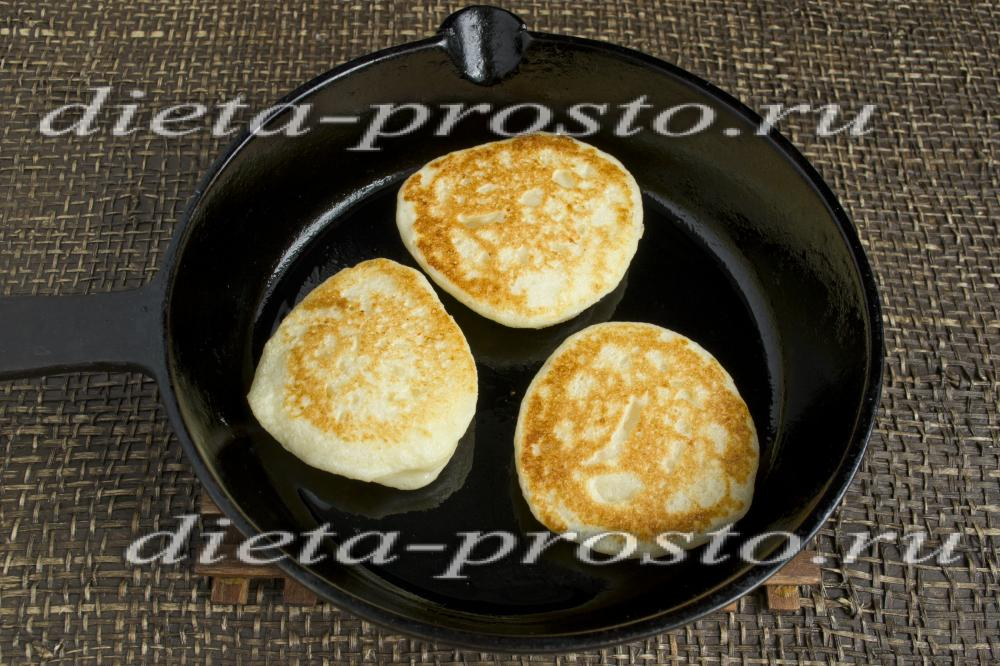 Сырники из творожной массы рецепт с пошагово на сковороде