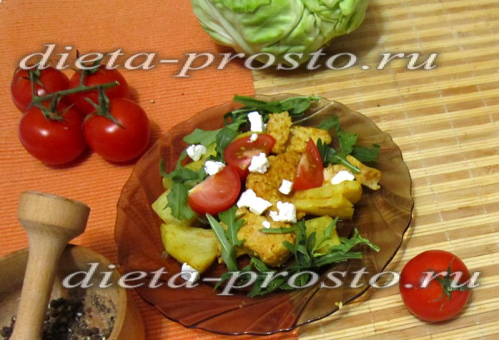 Рецепты овощных блюд - Домашняя диета