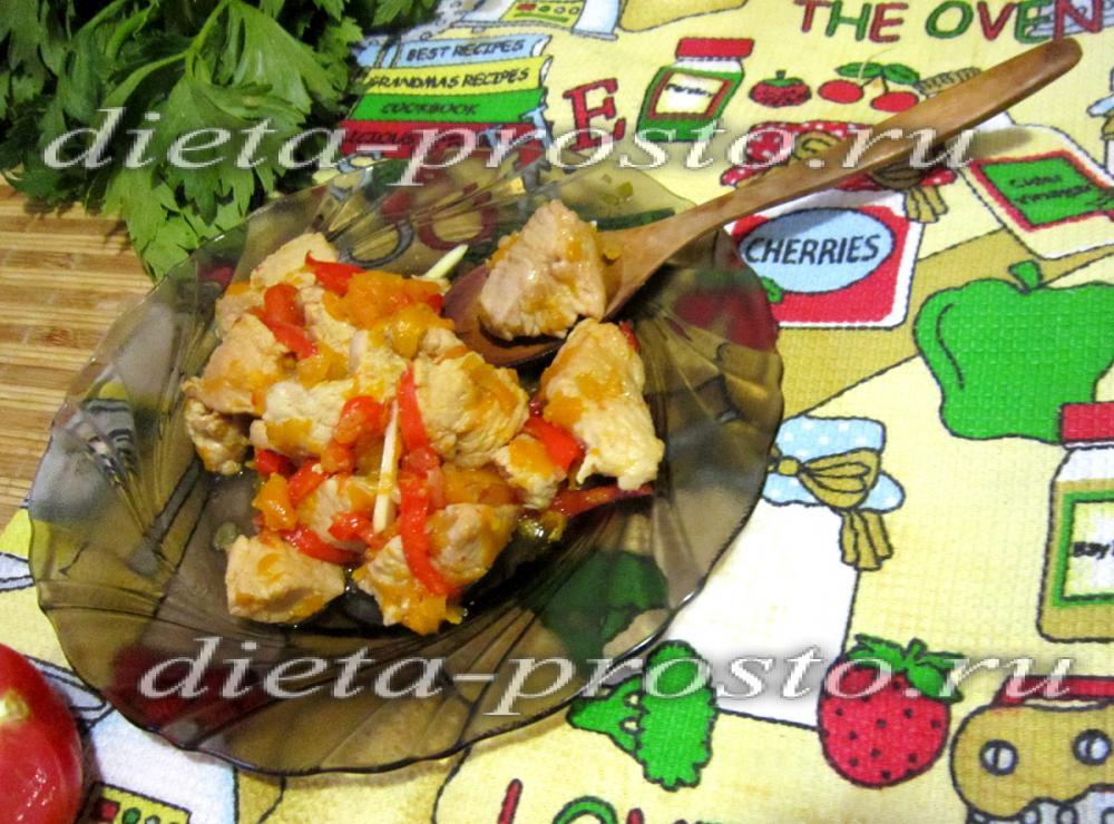 рецепты приготовления в мультиварке диетических блюд