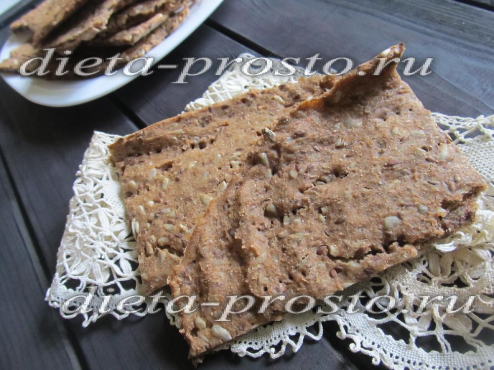 рецепт сухарей в духовке из ржаного