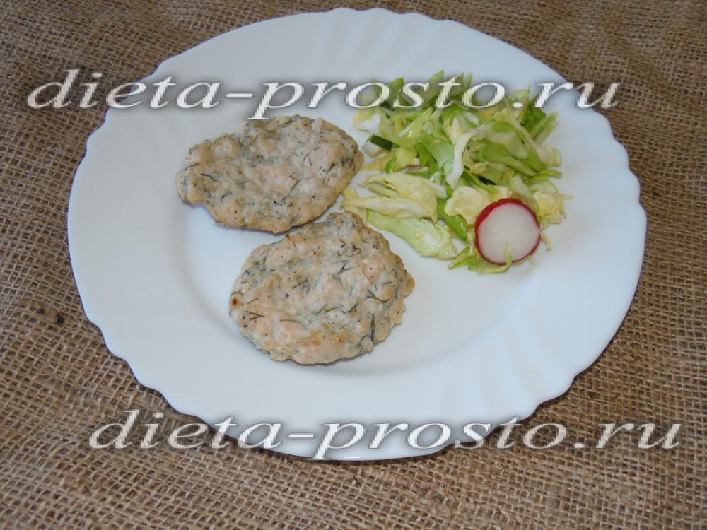 котлеты из индейки в духовке диетические рецепты с фото