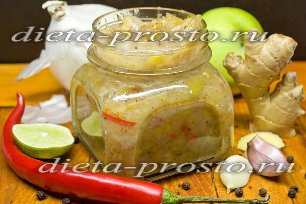 диета с лимоном имбирем и перцем чили