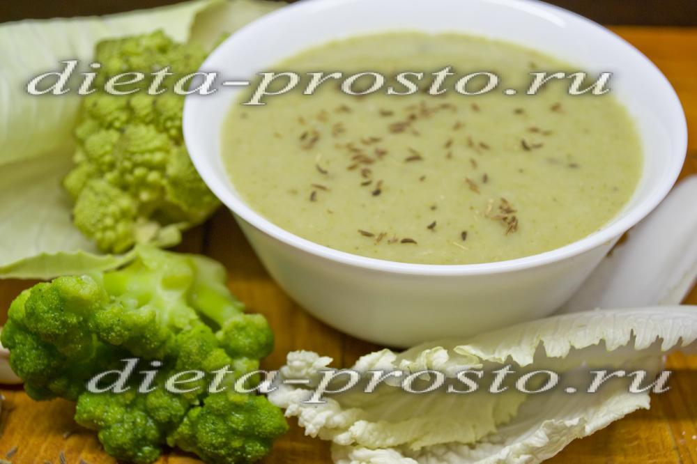 Диета дюкана рецепты супов