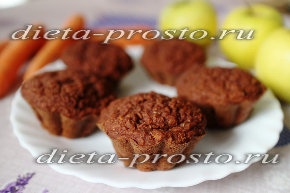 Диетические рецепты указанием калорий фото