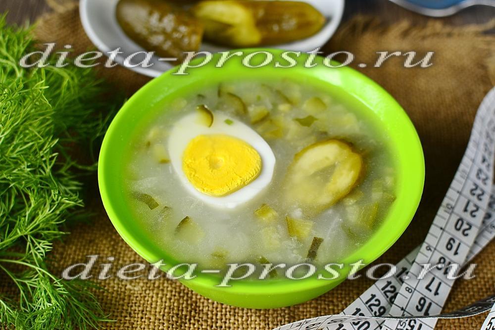 Легкие супы - 20 рецептов - Подборка рецептов на