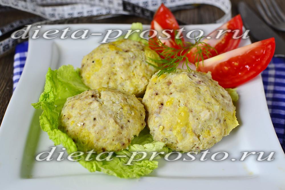 блюда из цветной капусты вкусные диетические