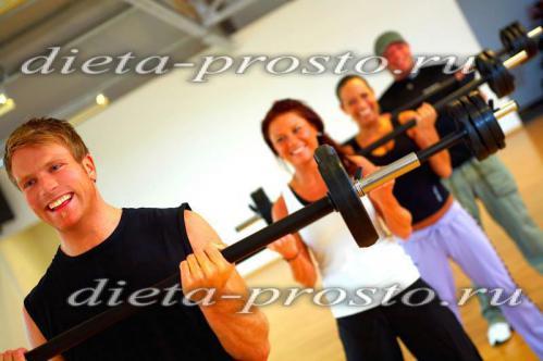 Топ 7 фитнес тренировок для похудения