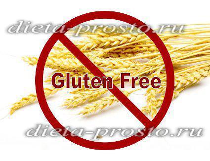 Безглютеновая диета при аллергии