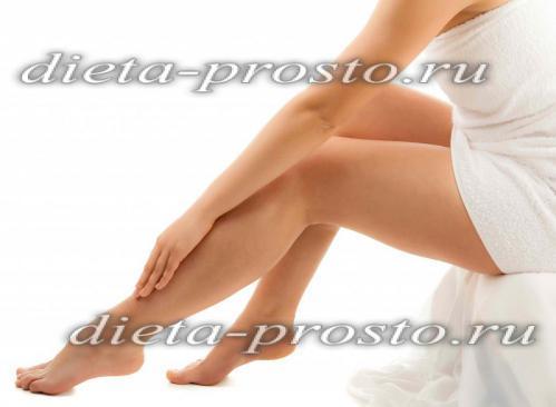 Как сделать ноги красивыми: упражнения для красивых ног