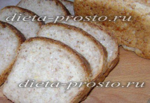 Рецепт хлеба с отрубями в духовом шкафу